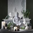 Buda Dawn - siva, Trendi (31,5/42/24cm) - Mömax modern living