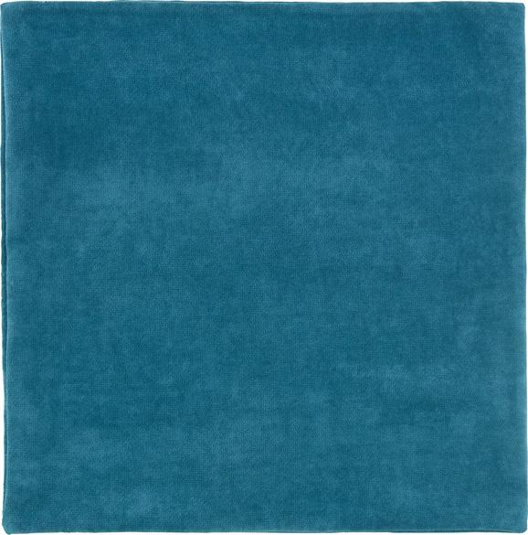 Prevleka Blazine Marit - petrolej, tekstil (40/40cm) - Mömax modern living