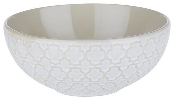 Skodelica Za Kosmiče Riley - naravna, Trendi, keramika (15/6,4cm) - Mömax modern living