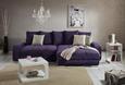 Webteppich Andrea Flieder ca.160x230cm - Flieder, Textil (160/230cm) - Mömax modern living