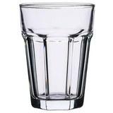 Trinkglas Eva ca. 400ml - Klar, KONVENTIONELL, Glas (9,2/12,8cm) - Based