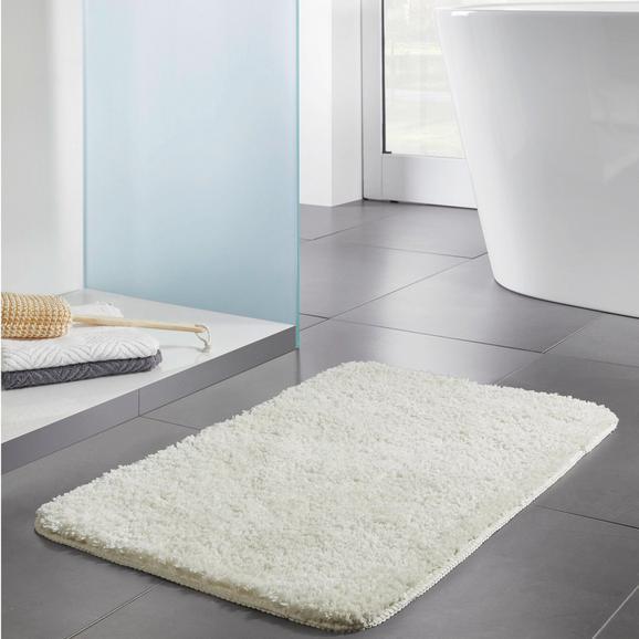 Badematte Solo ca.50x80cm - Naturfarben, MODERN, Textil (50/80cm) - Modern Living