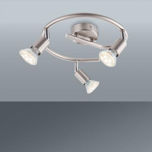 LED-Strahler Fritz, max. 3x3 Watt - KONVENTIONELL, Metall (25/15cm) - Mömax modern living