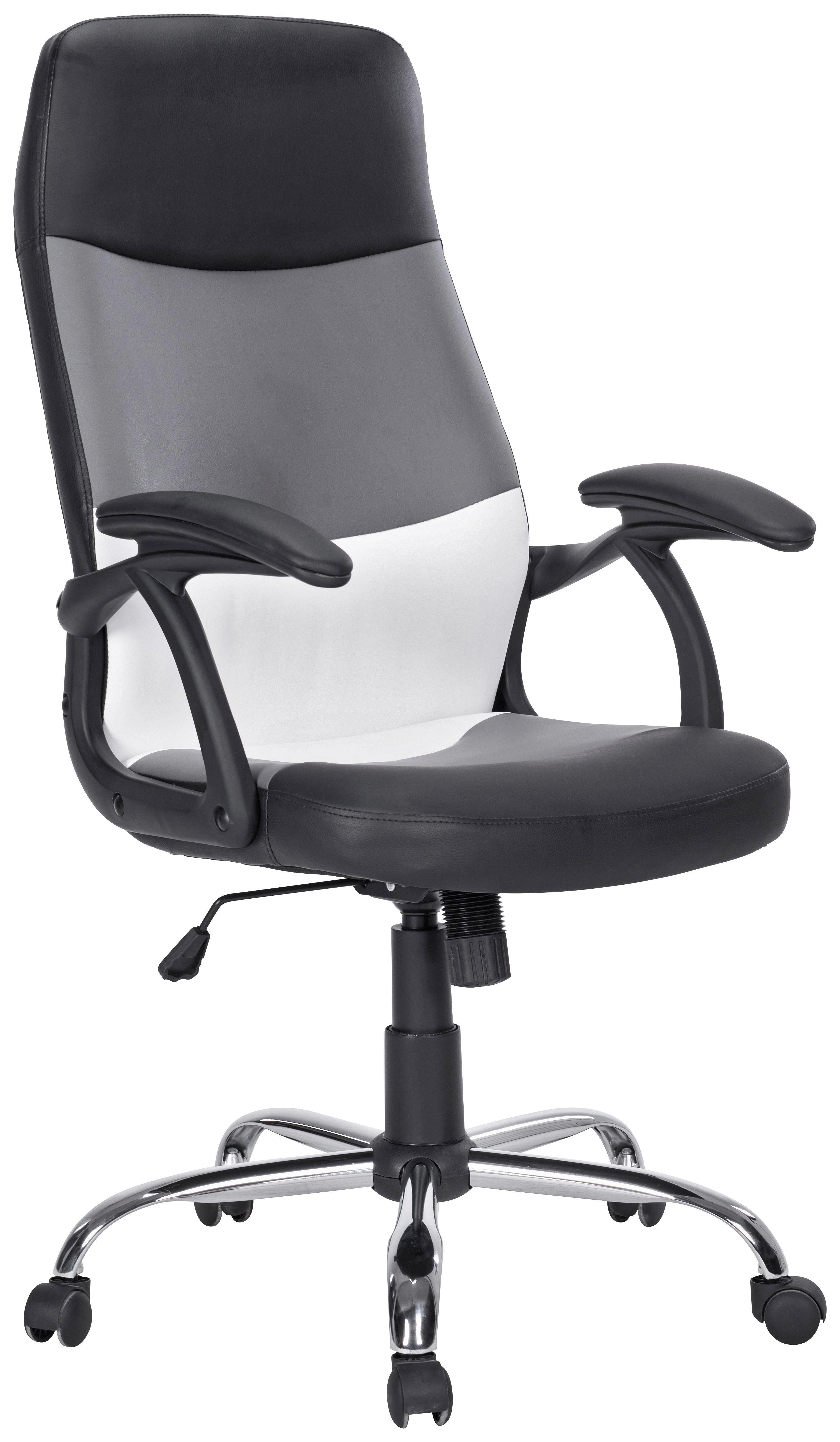 Drehstuhl weiß schwarz  Drehstuhl in Schwarz/grau/Weiß online kaufen ➤ mömax