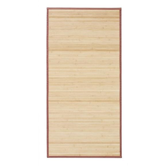 Teppich Natascha in Braun ca.140x200cm - Braun, KONVENTIONELL, Holz (140/200cm) - Mömax modern living