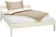 Bett Aus Massiv Holz ca. 140x200cm - Kieferfarben, Holz (140/200cm) - Modern Living