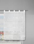 Bändchenrollo Loius Weiß 80x140cm - Weiß, KONVENTIONELL, Textil (80/140cm) - Mömax modern living