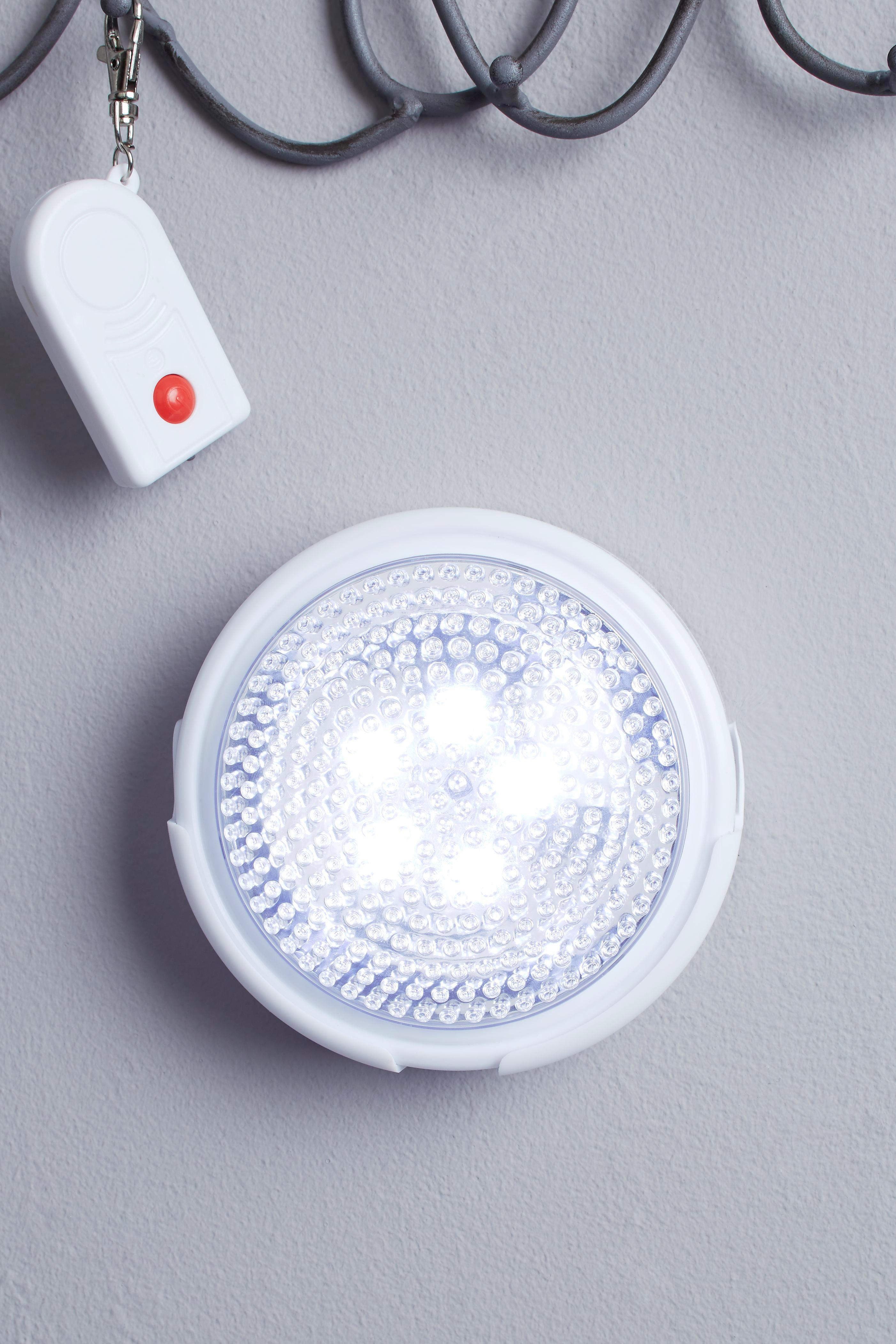Led-dekorvilágítás Th-r-19 - fehér, műanyag/fém (12,5cm)