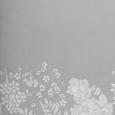Bettwäsche Andrea in Grau ca. 135x200cm - Hellgrau, ROMANTIK / LANDHAUS, Textil (135/200cm) - Mömax modern living
