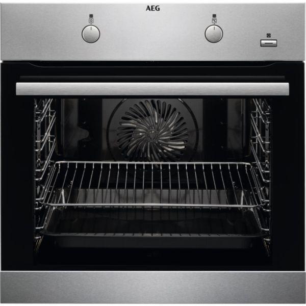 Einbaubackofen BEB350010M | Küche und Esszimmer > Küchenelektrogeräte > Herde und Backöffenen | AEG