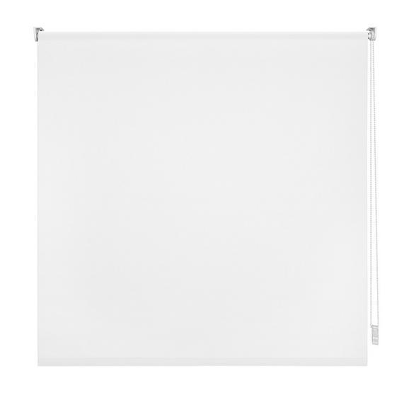 Klemmrollo Daylight in Weiß, ca. 75x150cm - Weiß, MODERN, Textil (75/150cm) - Mömax modern living