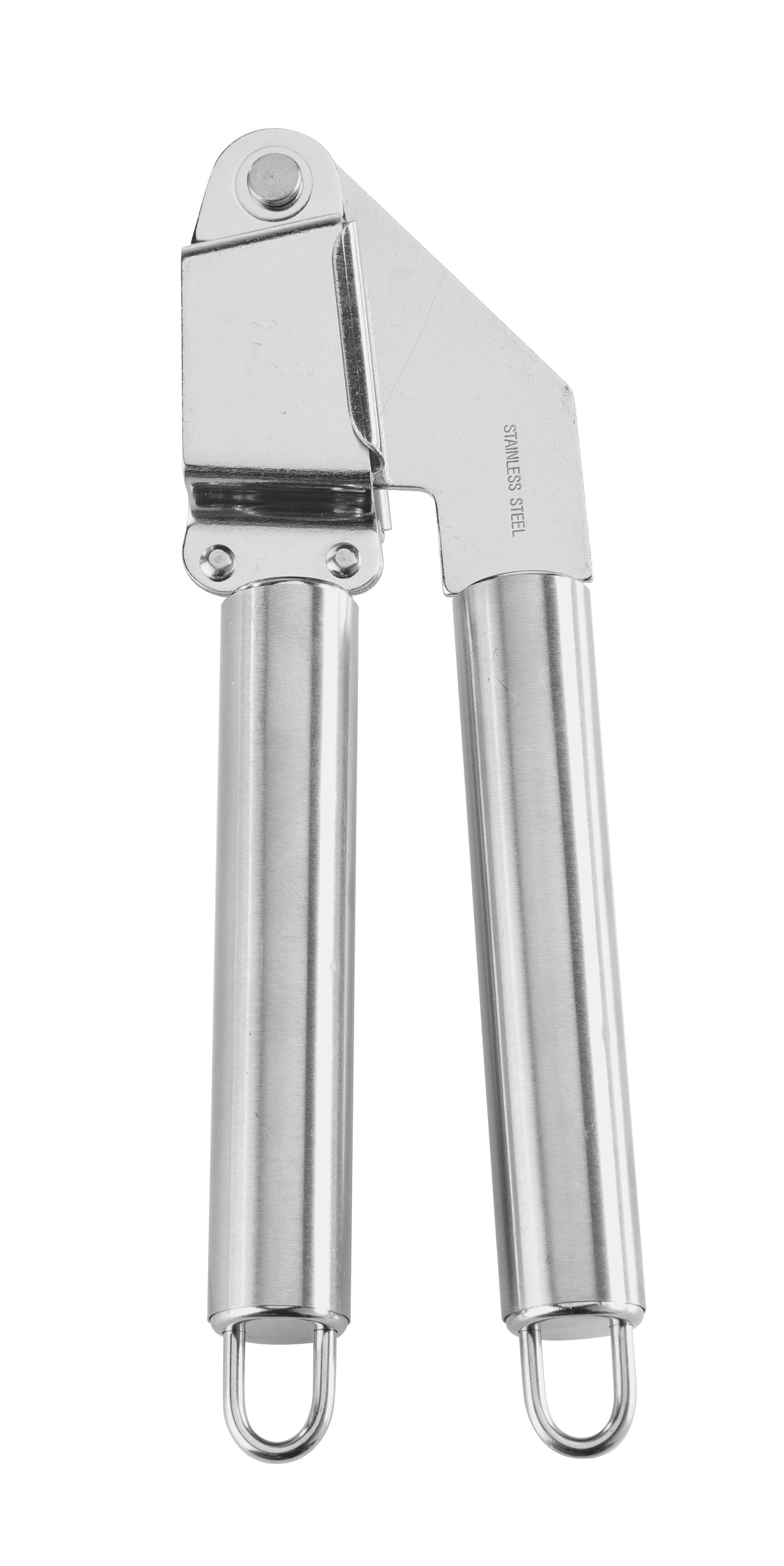 Stiskalec Za Česen Dani - barve nerjavečega jekla, kovina (19cm) - MÖMAX modern living