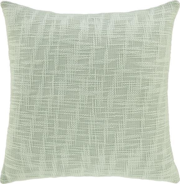 Okrasna Blazina Yves - svetlo zelena, Moderno, tekstil (45/45cm) - Mömax modern living
