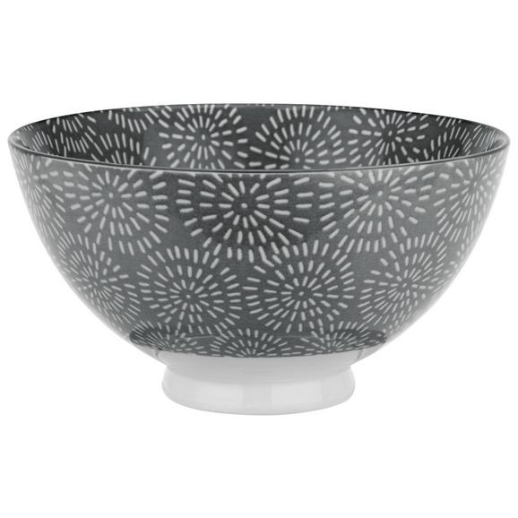 Skleda Nina - siva, keramika (14cm) - Mömax modern living
