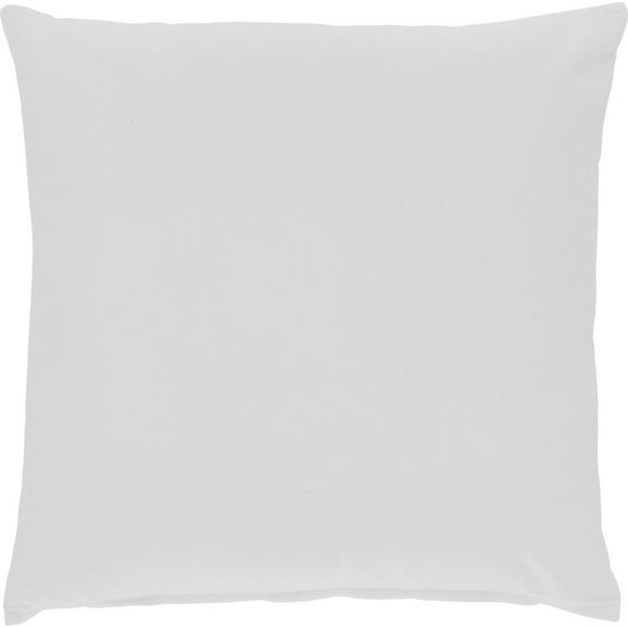 Zierkissen Joe Weiß ca. 45x45cm - Weiß, LIFESTYLE, Textil (45/45cm) - Mömax modern living