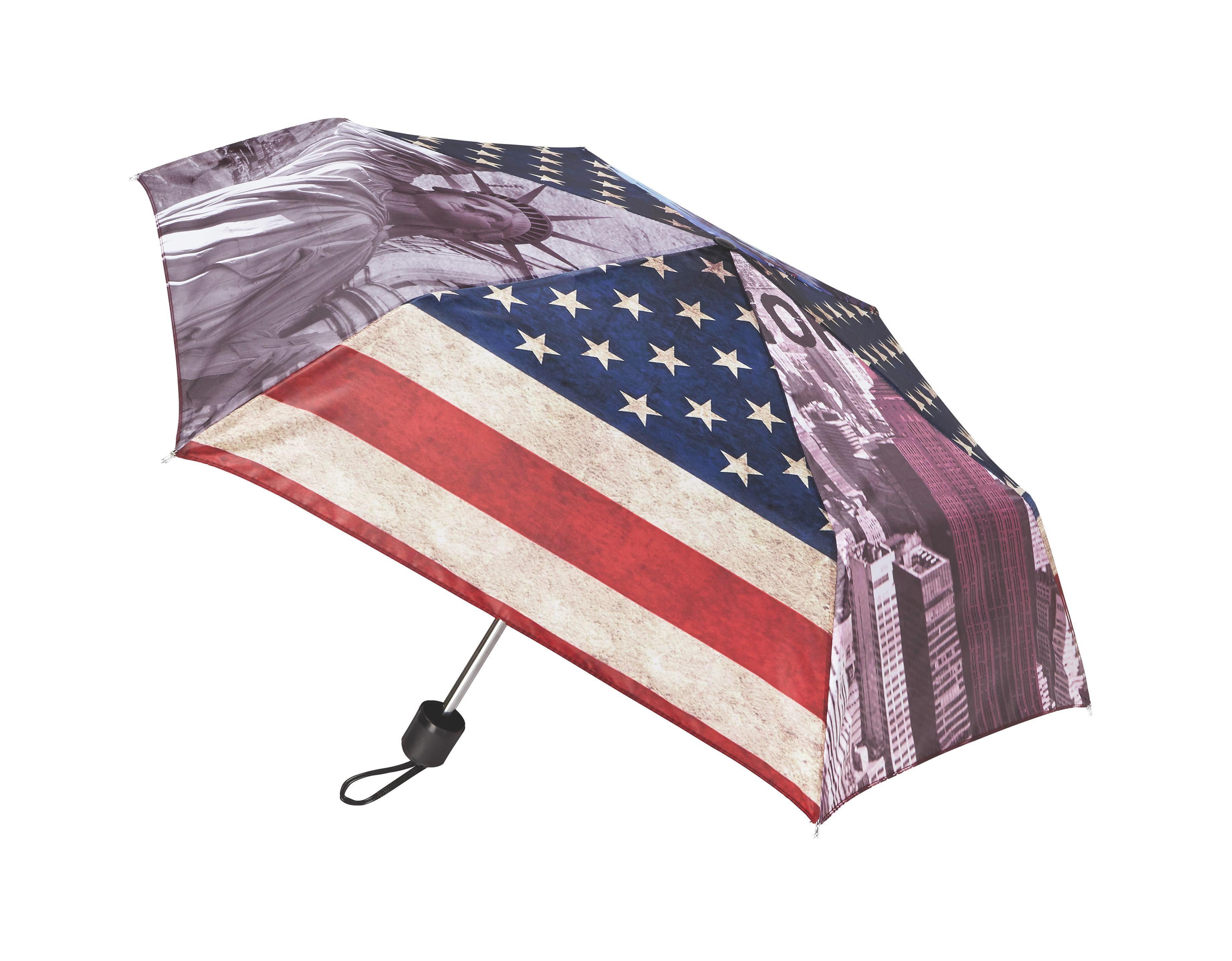Regenschirm Stars & Stripes - Textil (19/6kcm) - MÖMAX modern living