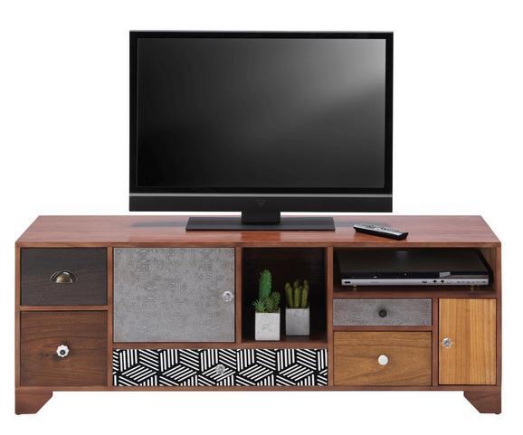 TV-Element Heather - Multicolor, MODERN, Holz (140/50/38cm) - Mömax modern living