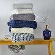Decke Verdi ca. 150x200cm in Natur - Naturfarben, KONVENTIONELL, Textil (150/200cm) - Mömax modern living