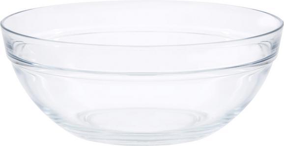 Schüssel Petra aus Glas Ø ca. 9cm - Klar, Glas (23/9/cm) - Mömax modern living