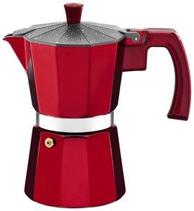 Konyhai eszközök : Kotyogós kávéfőző 12,5 cm, alumínium