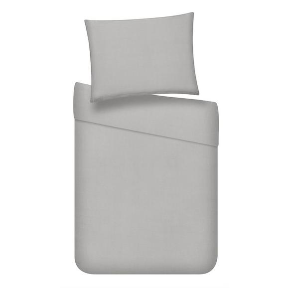 Posteljina Stone Washed Uni - svijetlo siva, Romantik / Landhaus, tekstil (140/200cm) - Mömax modern living