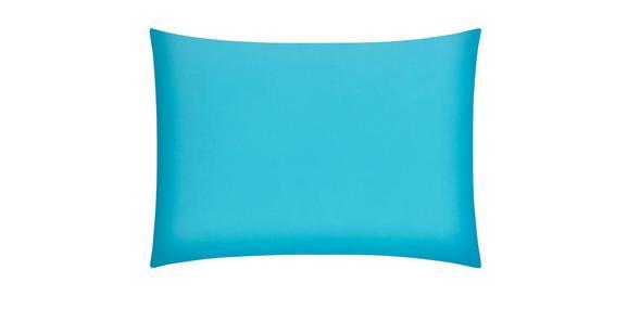 Párnahuzat Belinda - Olajkék/Türkiz, Textil (70/90cm) - Premium Living