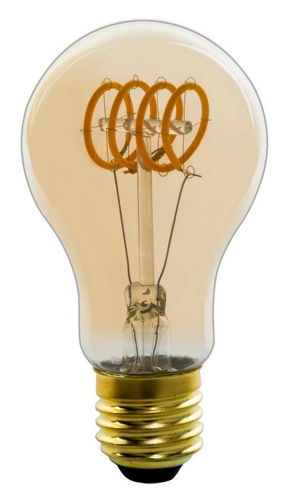 Deko-Leuchtmittel 11403fma max. 4 Watt - Glas/Metall (6/11,3cm) - Mömax modern living