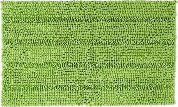 Badematte Uwe Grün - Grün, Textil (60/100cm) - MÖMAX modern living