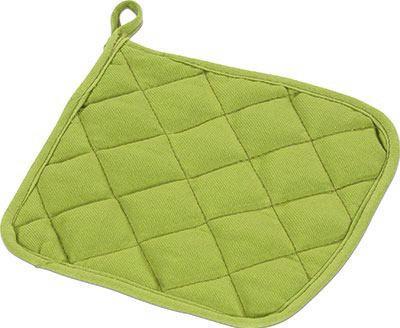 Edényfogó Ruha Evelin - zöld, textil (20/20cm) - MÖMAX modern living