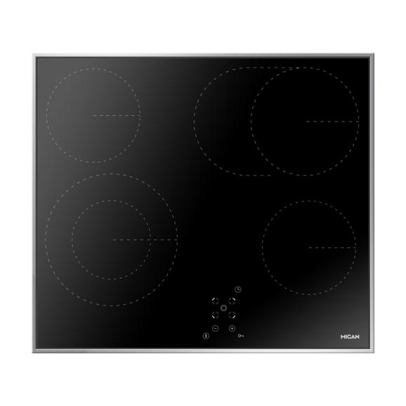 Glaskeramikkochfeld 70410 - KONVENTIONELL (57,5/50,5cm) - Mican