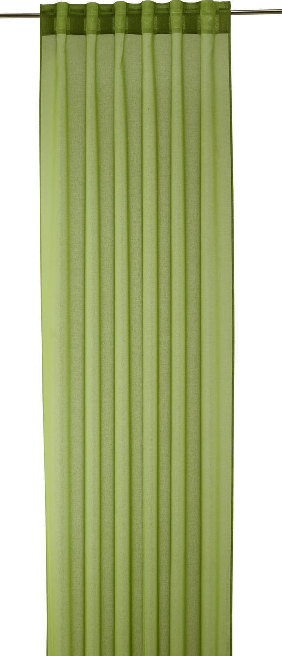 Fertigvorhang Tosca Grün 140x245cm - Grün, Textil (140/245cm) - Mömax modern living