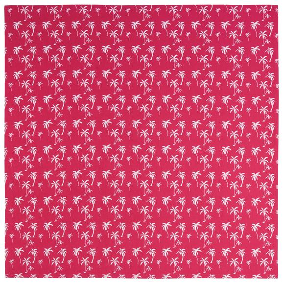 Terítő Lady Palms - Pink, Lifestyle, Textil (85/85cm) - Mömax modern living