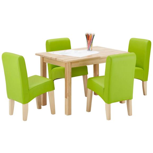 Kindersitzgruppe in Grün und Buche online kaufen ➤ mömax