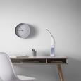 Schreibtischleuchte Freddy, max. 5 Watt - Weiß, LIFESTYLE, Kunststoff (9/50cm) - Mömax modern living