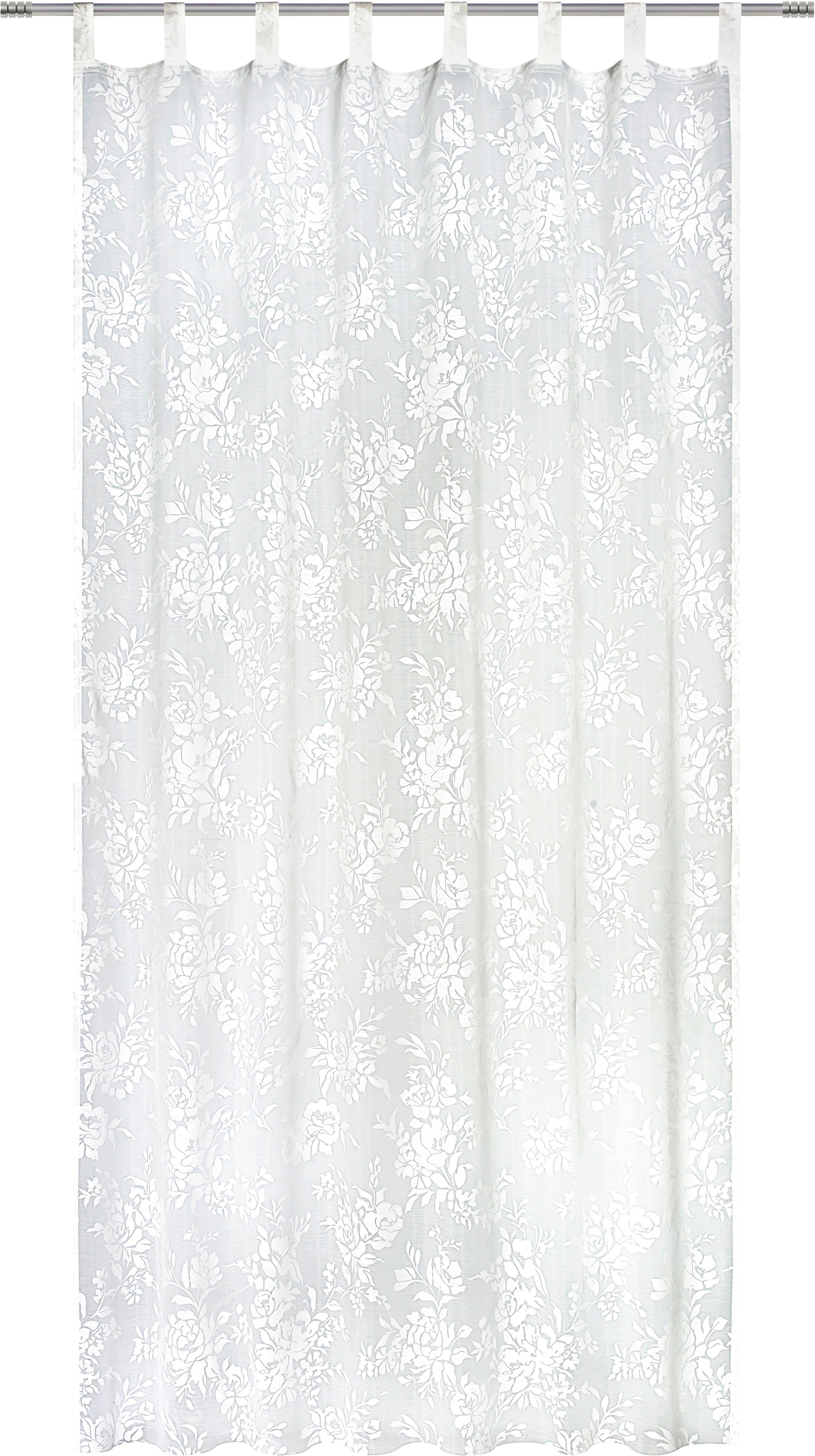 Schlaufenschal Rosalie, ca. 140x245cm - Naturfarben, ROMANTIK / LANDHAUS, Textil (140/245cm) - MÖMAX modern living