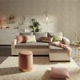 Díszpárna Dubai - Arany, Textil (50/30cm) - Mömax modern living