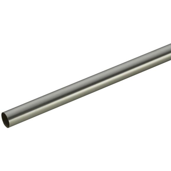 Drog Za Zaveso Combi - nerjaveče jeklo, kovina (160cm) - Mömax modern living