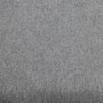 Wohnlandschaft Hannah inkl. 3 Rückenkissen und 3 Kissen - Dunkelgrau/Hellgrau, MODERN, Holz/Textil (198/93/84/84/98/165cm) - Bessagi Home