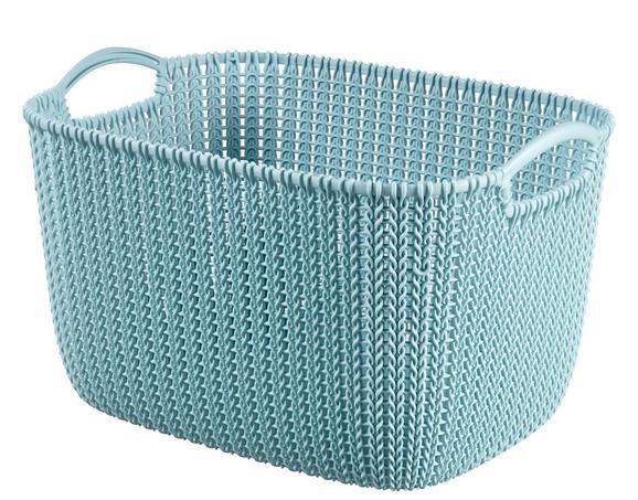 Kosár Curver Knit - (23,3/29,5/39,5cm)