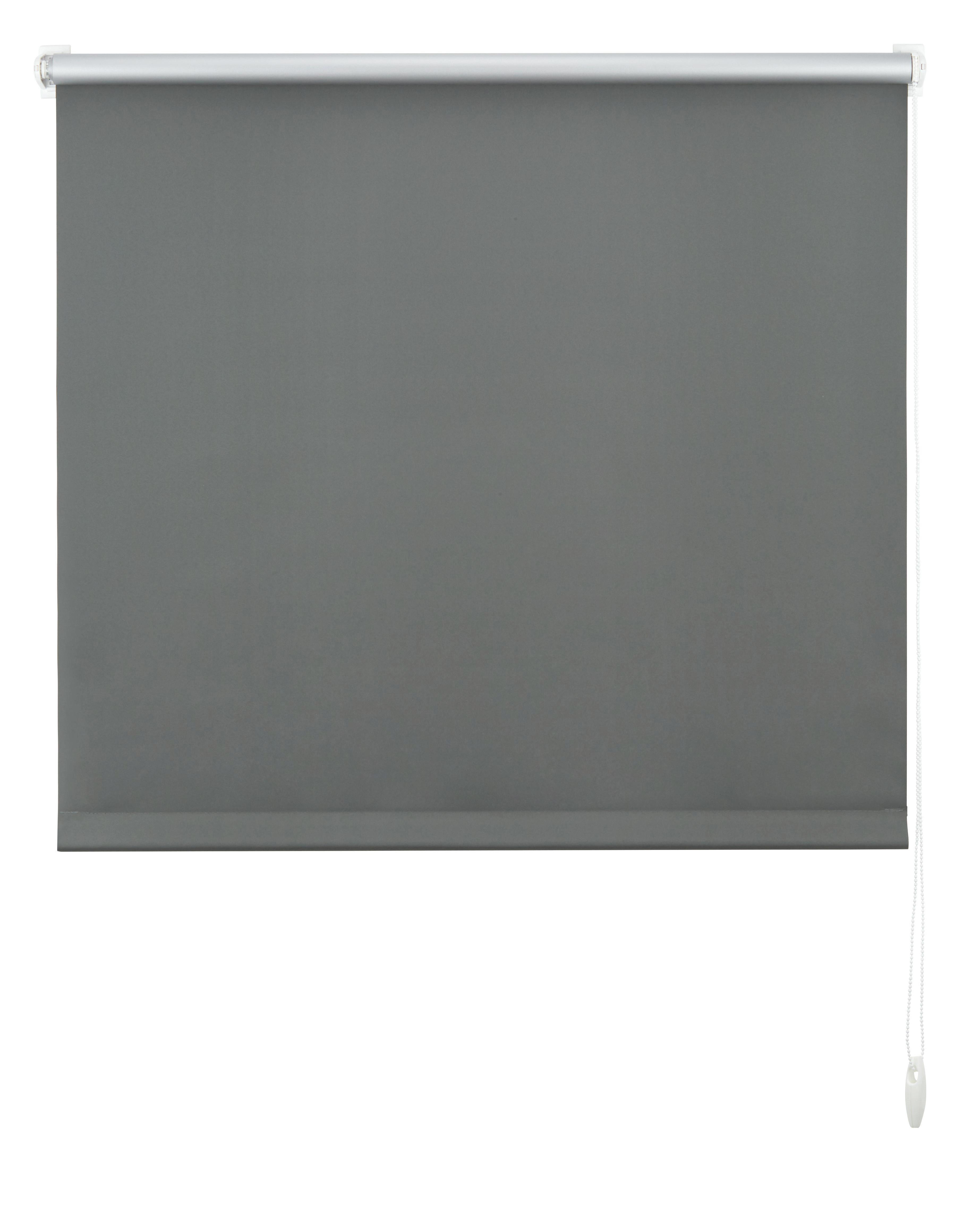 Sötétítő Roló Thermo - pala színű, textil (90/210cm) - MÖMAX modern living