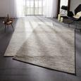 Ravno Tkana Preproga Abra - temno siva, Romantika, tekstil (160/230cm) - Mömax modern living