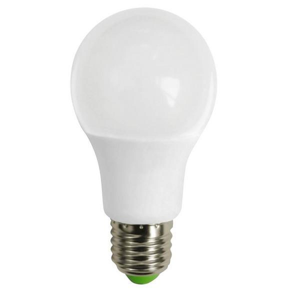 Bec E27, 7w - Alb, Plastic/Metal (6/12cm) - Based