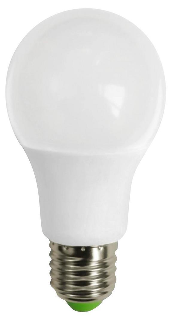LED-Leuchtmittel C80196mm 7 Watt - Weiß, Keramik/Kunststoff (6/12cm) - Mömax modern living