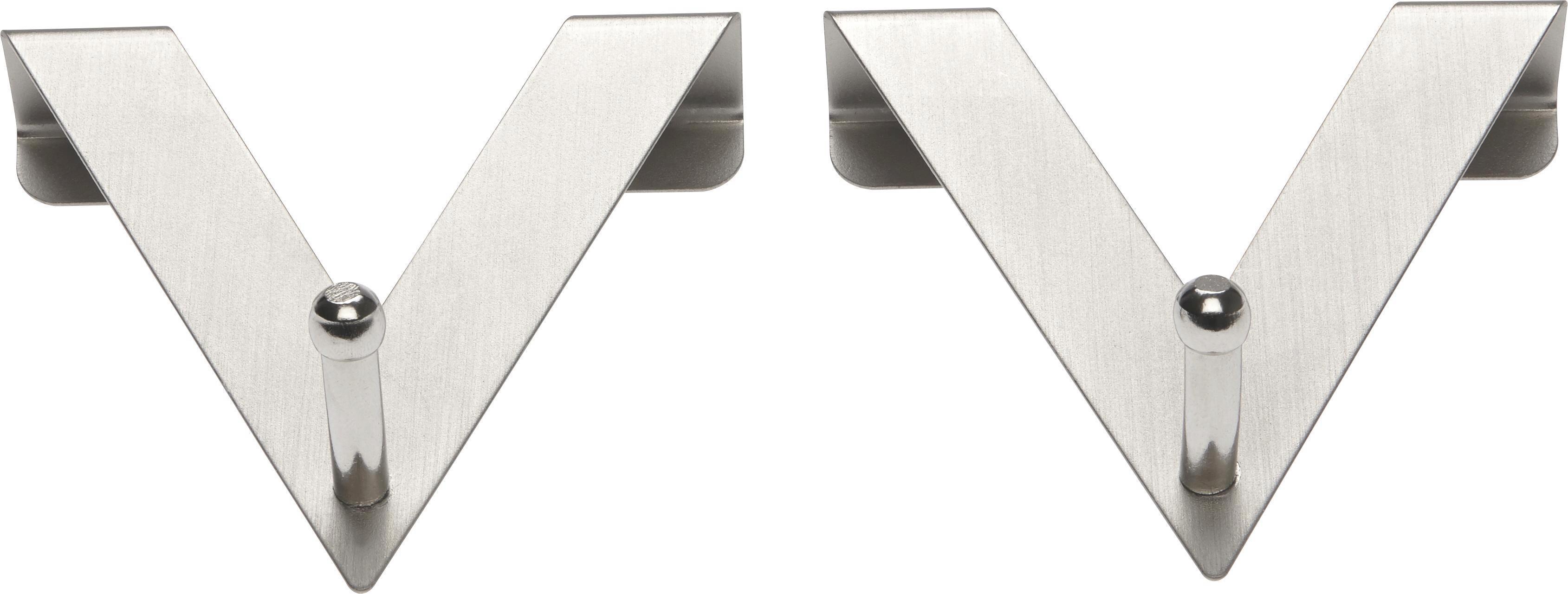 Kampó Harry - ezüst színű, fém (7/8/2cm) - MÖMAX modern living