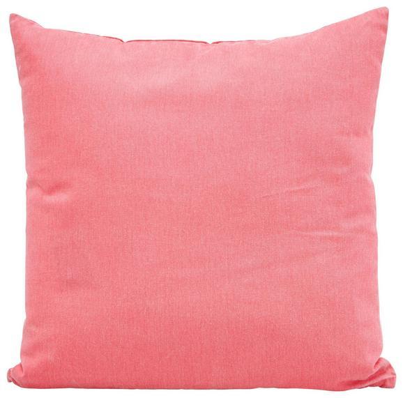 Zierkissen Steven Pink ca. 45x45cm - Pink, Textil (45/45cm) - Mömax modern living