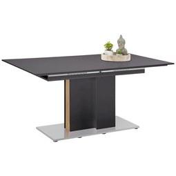 sulentisch 120x80 ausziehbar latest modische esstisch x. Black Bedroom Furniture Sets. Home Design Ideas