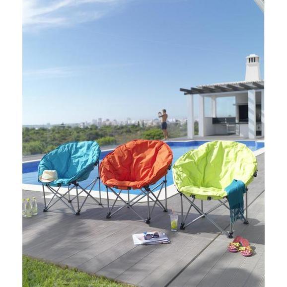 Campingsessel Lyon in Anthrazit - Anthrazit, Kunststoff/Textil (80/75/70cm) - Mömax modern living