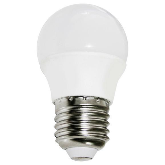 LED-Leuchtmittel 10698, 6 Watt - Glas/Metall (4,5/7,7cm)