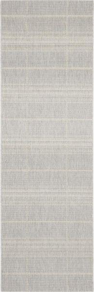 Síkszövött Szőnyeg Elegance - szürke, modern, textil (80/250cm) - MÖMAX modern living
