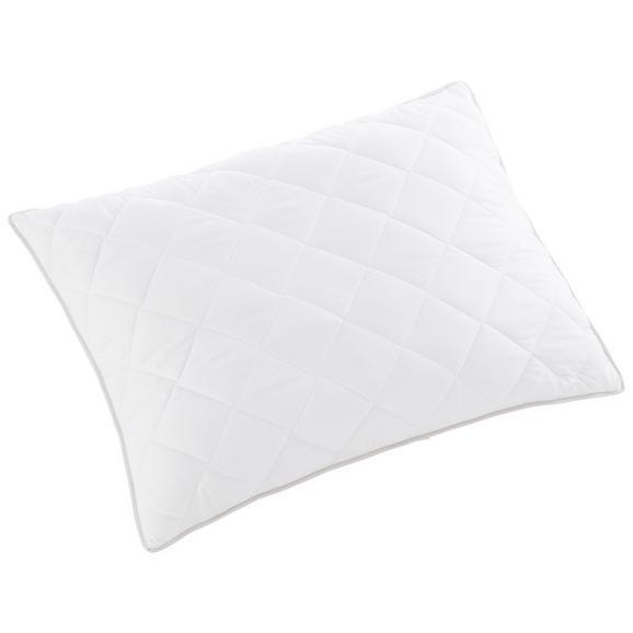 Pernă Sanitized - alb, textil (70/90cm) - Nadana